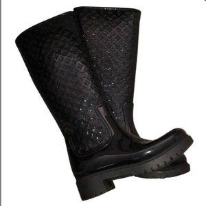 TALL Louis Vuitton Rain Boots